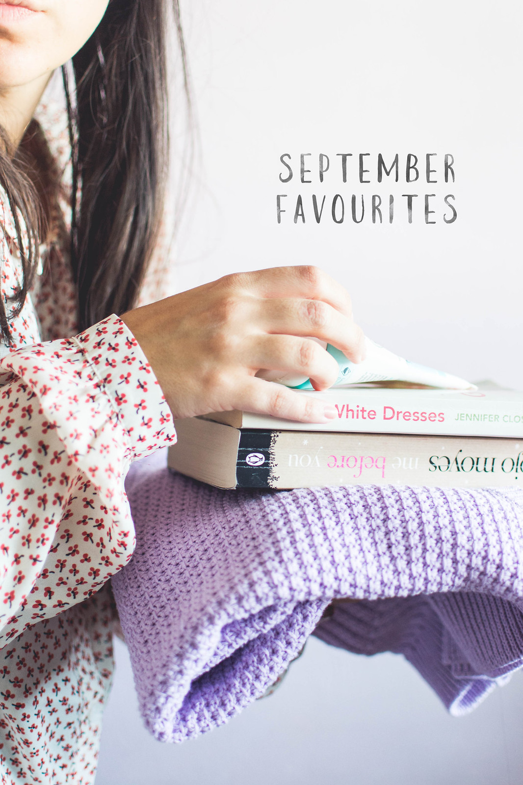 Books, style and beauty favourites for September