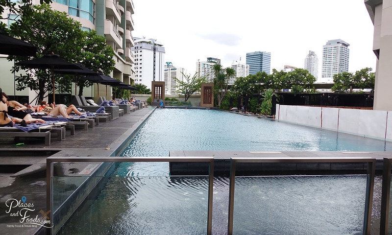 anantara sathorn bangkok swimming pool