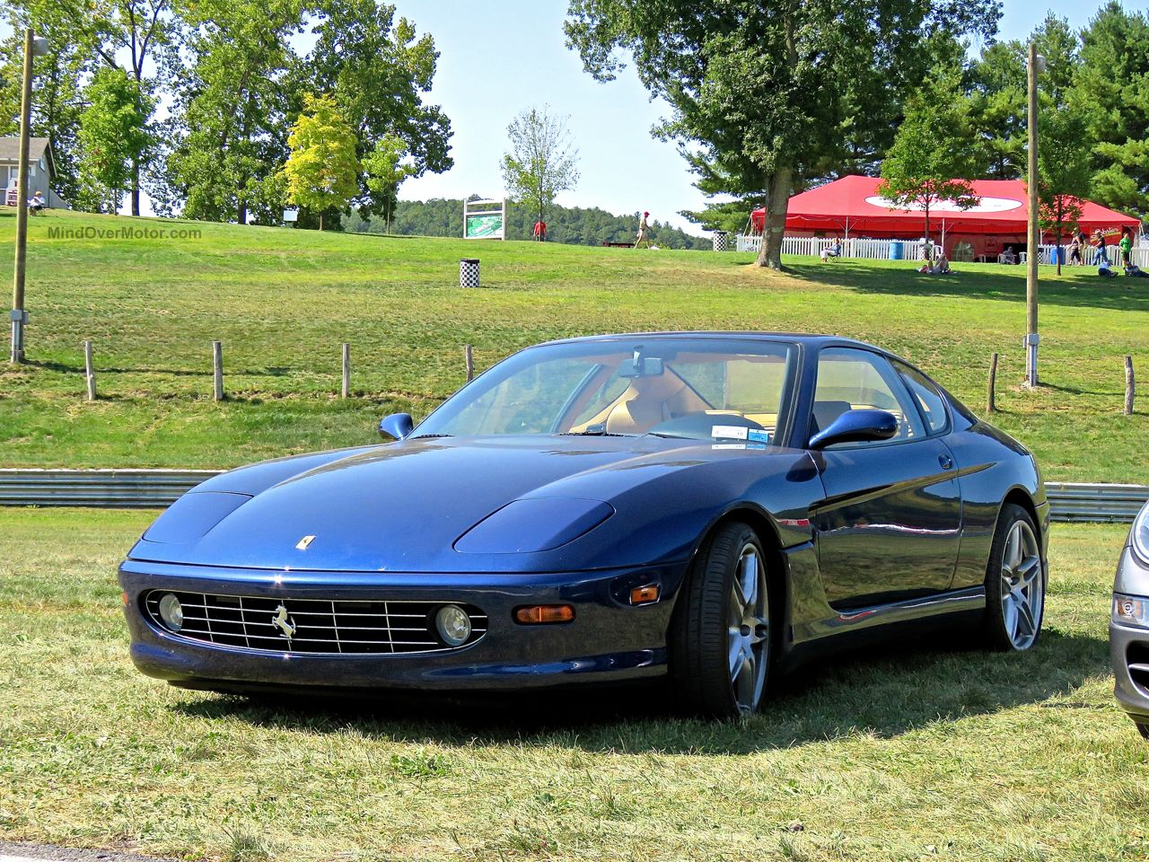 Ferrari 456M GT Lime Rock 2