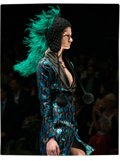 Telstra Perth Fashion Festival 2016 - Romance Was Born