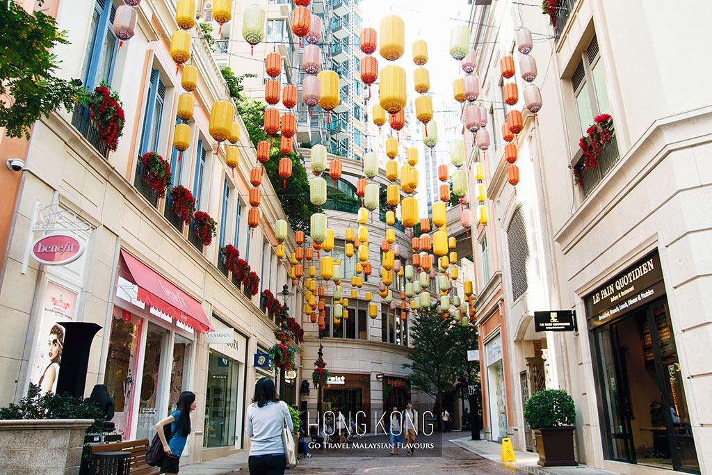 Lee Tung AvenueWan Chai 利東街