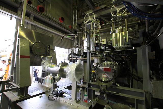 角田試験場報道公開_液酸/液水エンジン供給系試験設備_0976