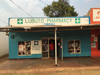 Chinsali Pharmacy - Lubuto Pharmacy