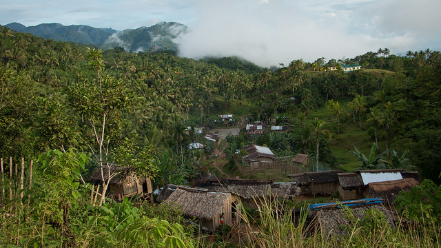 The community of Sitio Cadahondahonan