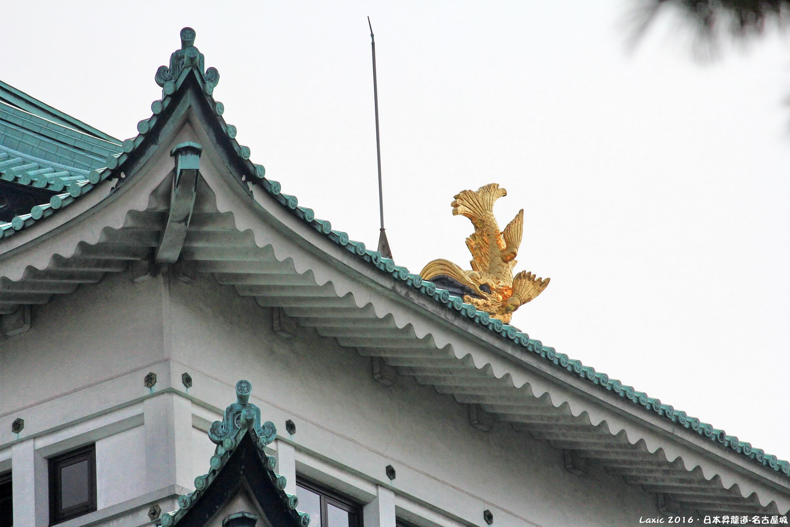 2016.02 日本昇龍道-名古屋城