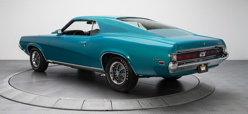 1968 cougar for sale bc