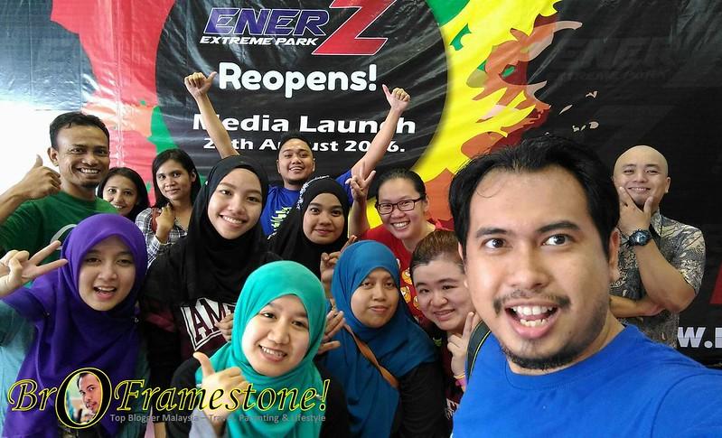 EnerZ Indoor Extreme Park, Subang Jaya Reopen