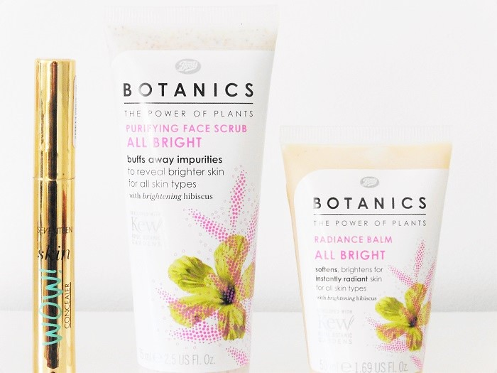 Boots Botanics All Bright Range