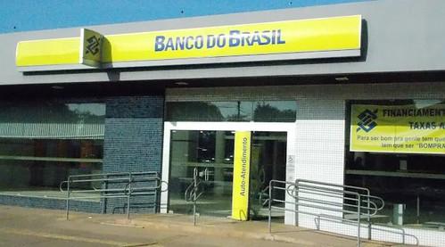 Leitora agência do Banco do Brasil em Santarém só atende clientes VIPs