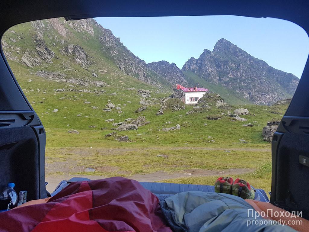 Ранок в горах