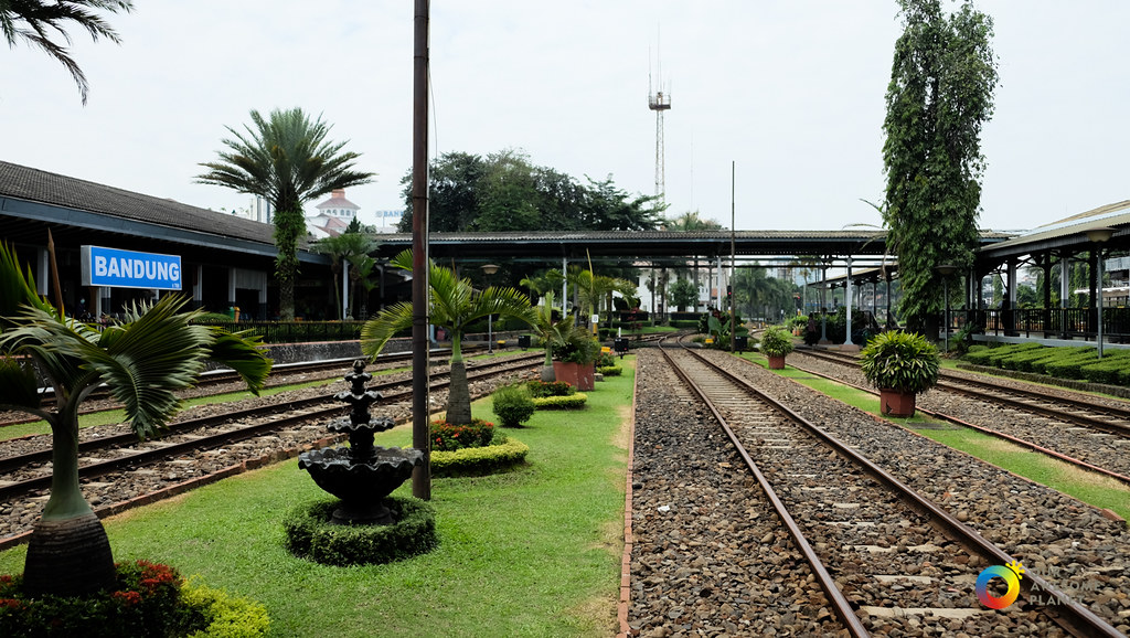 Mercure Sabang & Train to Bandung