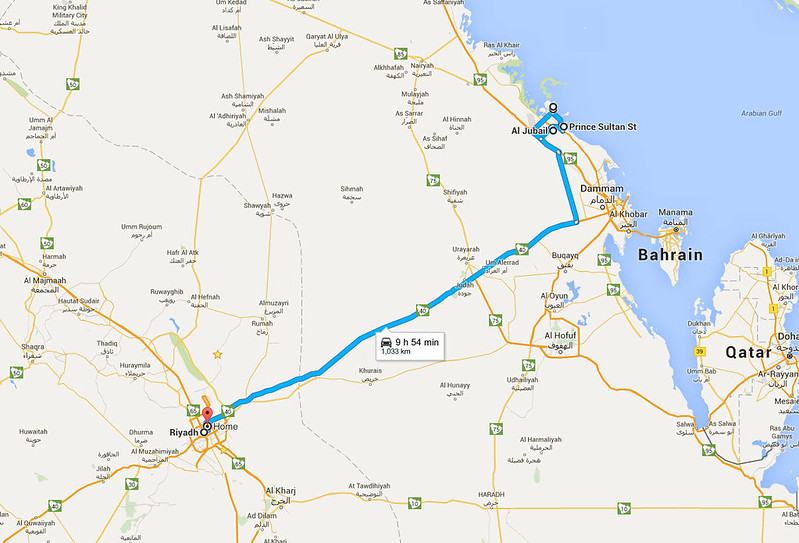 20160610-0108 - Jubail, Taif, Makkah, Madina, Riyadh