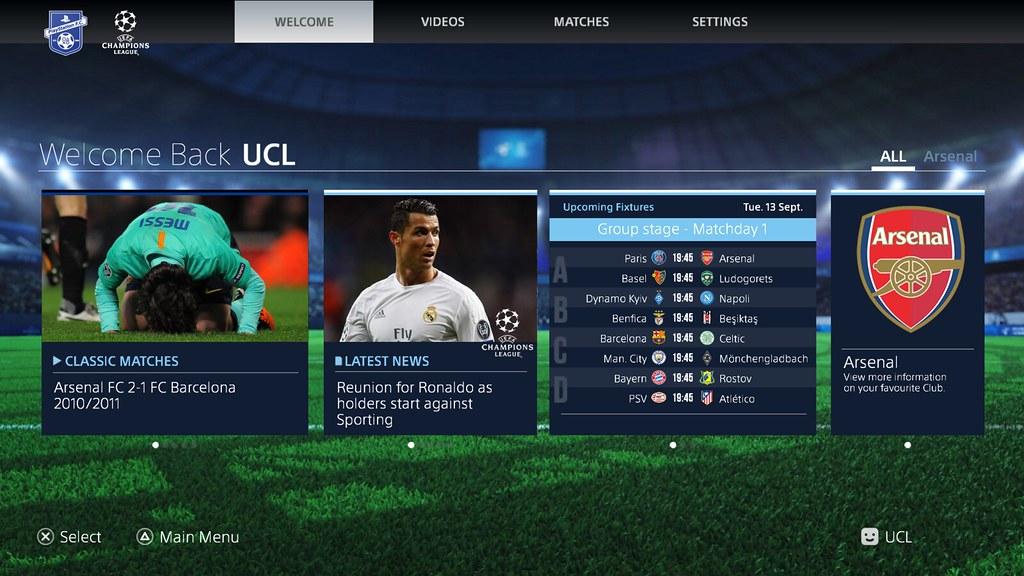 FC App