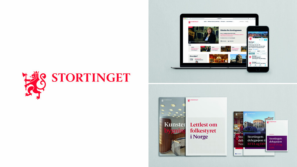 Stortingets visuelle identitet