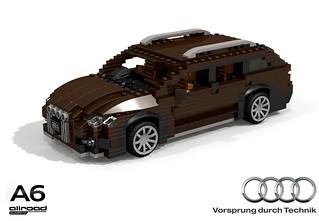 Audi A6 Allroad (C7 - 2012)