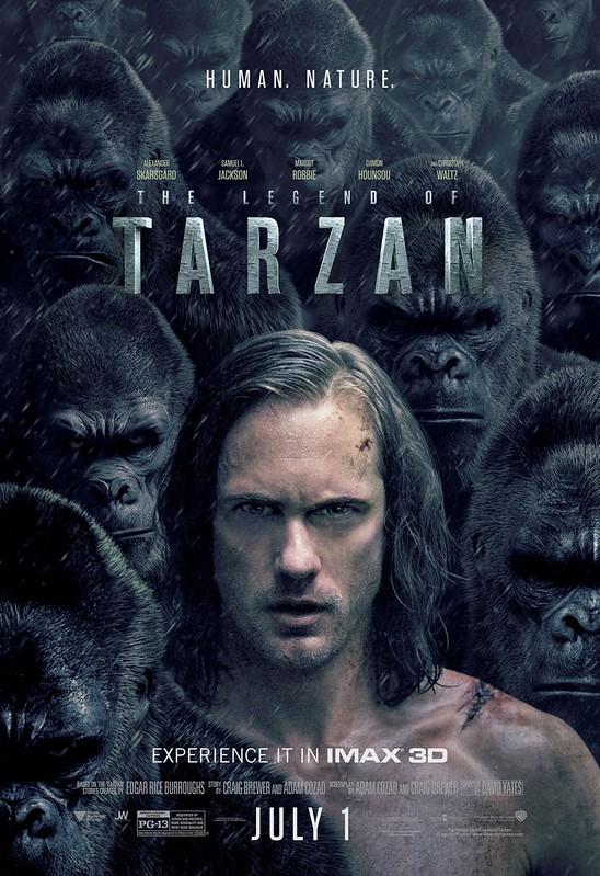 The Legend of Tarzan - Poster 6