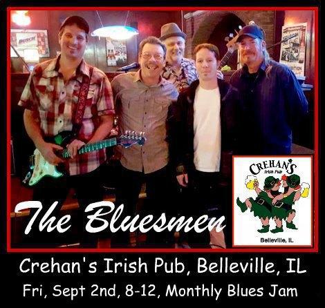 The Bluesmen 9-2-16
