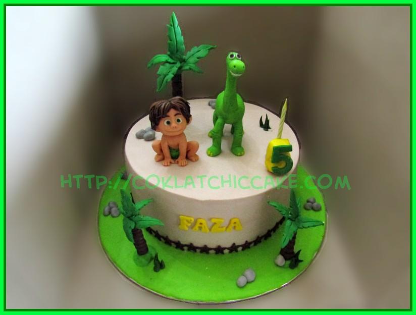 Cake Good Dino