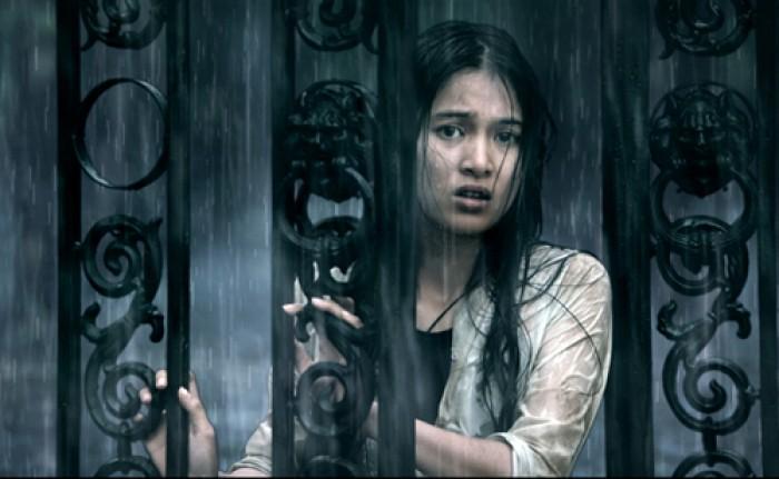 Johnny Trí Nguyễn, Nhung Kate và phim kinh dị Cô Hầu Gái
