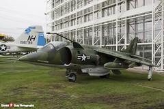 158977 WH - 712138 - US Marines - Hawker Siddeley AV-8C Harrier - The Museum Of Flight - Seattle, Washington - 131021 - Steven Gray - IMG_3748