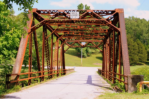 Shoal Creek Bridge - Lawrenceburg, TN
