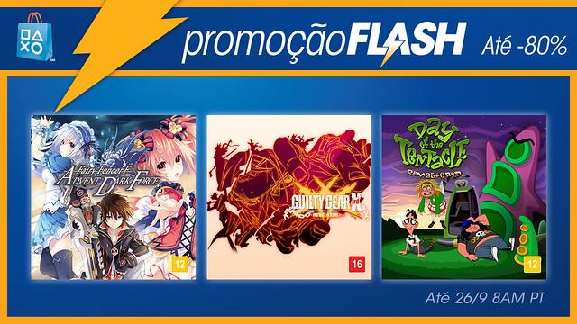 Promoção Flash Setembro