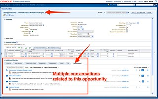 Oracle Social Network Integrated Into Fusion CRM | by alanlepo