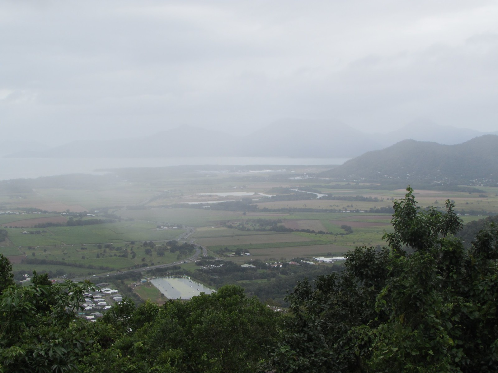 View of Cairns Airport