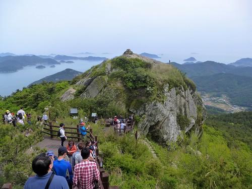 c16-Tongyeong-Mont Mireuksan (14)