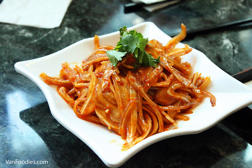Marinated Spicy Pig Ear