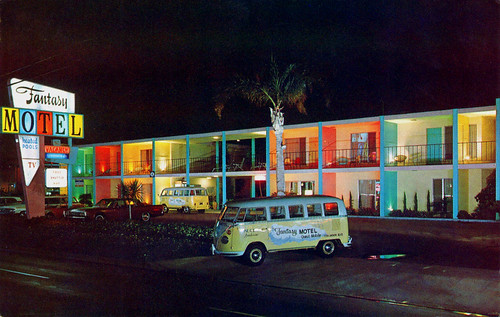 fantasy motel anaheim california | by it's better than bad