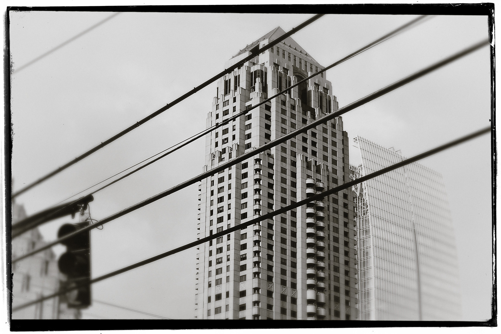 The Four Seasons Hotel and Symphony Tower, Midtown, Atlanta