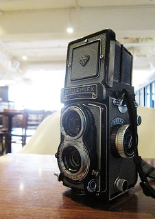 Rolleiflex T | by Steve only