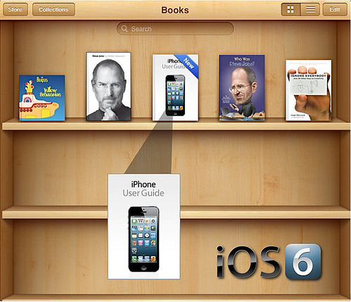 iPhone User Guide iOS6 | by Photo Giddy