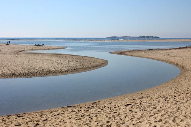 Popham Beach, Phippsburg, Maine