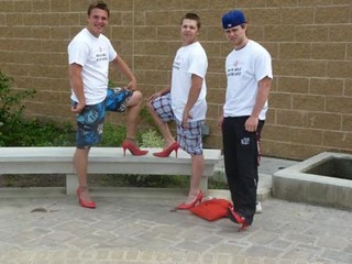 6/29/12 - Flin Flon, Manitoba, Canada - 06 | by Walk a Mile in Her Shoes® International