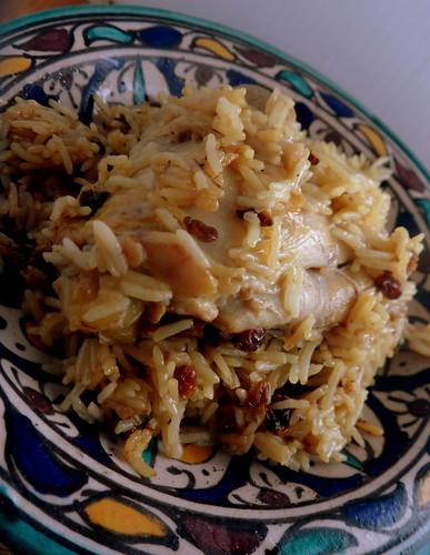 Barberry Chicken Rice | by Girl Interrupted Eating