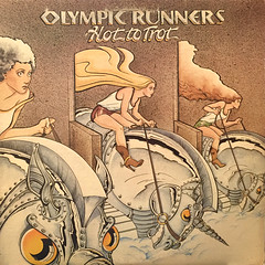 OLYMPIC RUNNERS:HOT TO TROT(JACKET A)