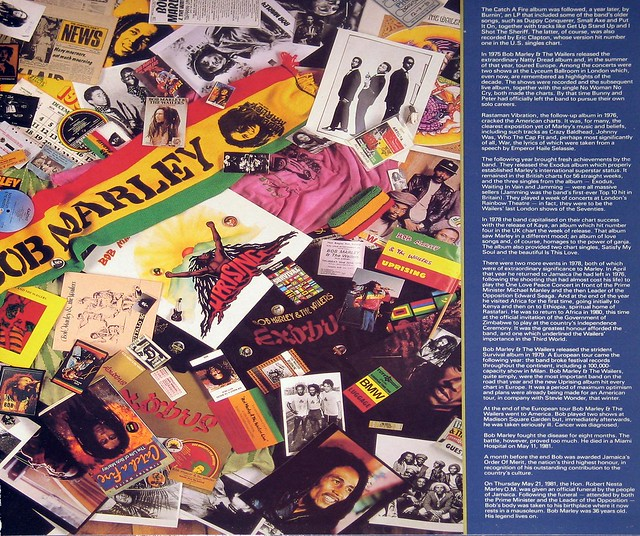 Bob Marley & The Wailers Legend the best of Bob Marley BMW 1