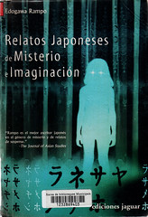 Edogawa Rampo, Relatos japoneses demisterio e imaginación