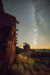 Milky Way Over Mine Ruins | by Jeffrey Sullivan