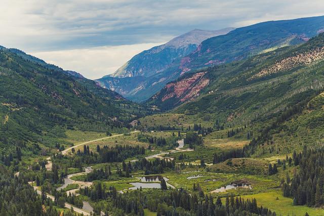 Highway 133, Colorado