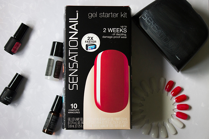 SensatioNail Gel Starter Kit