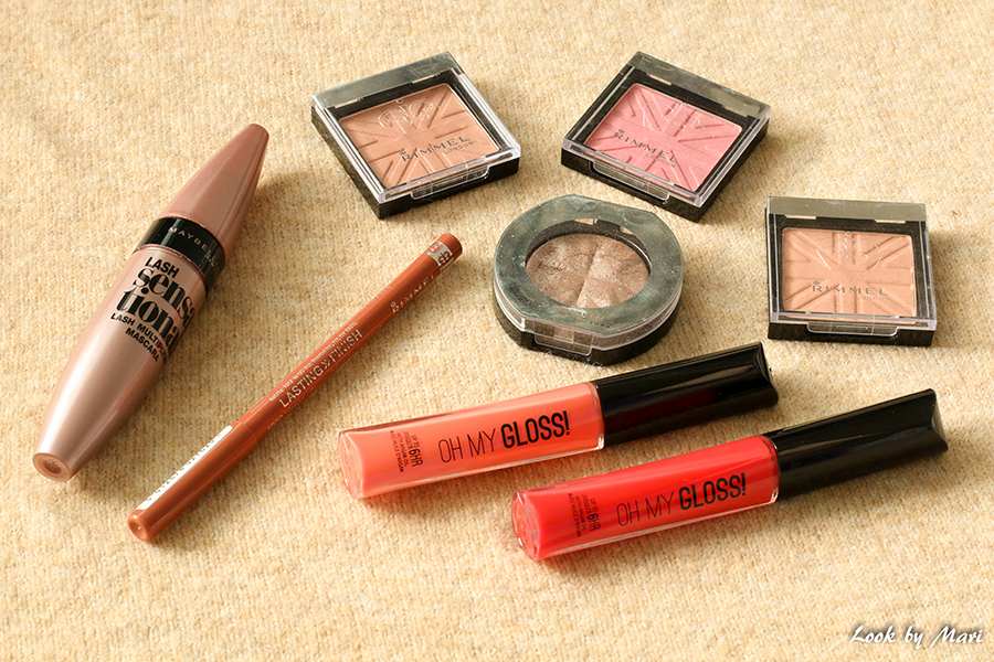 1 new summer makeup products