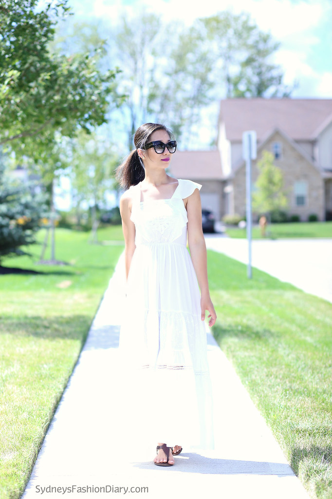 SummerWhiteMaxiDress_SydneysFashionDiary