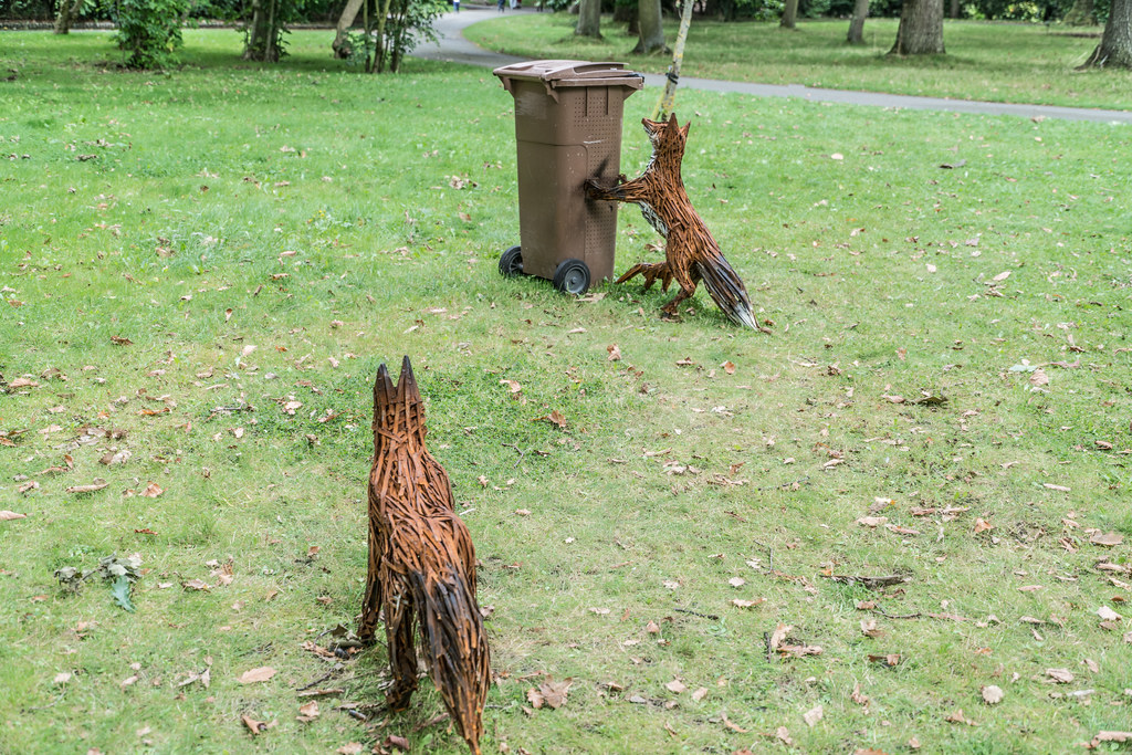 URBAN SAFARI BY BRIAN BYRNE AND EOIN BYRNE [SCULPTURE IN CONTEXT 2016]-120801