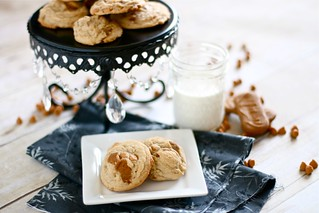 Biscoff cheesecake Pudding Cookies 002 | by Hungry Housewife