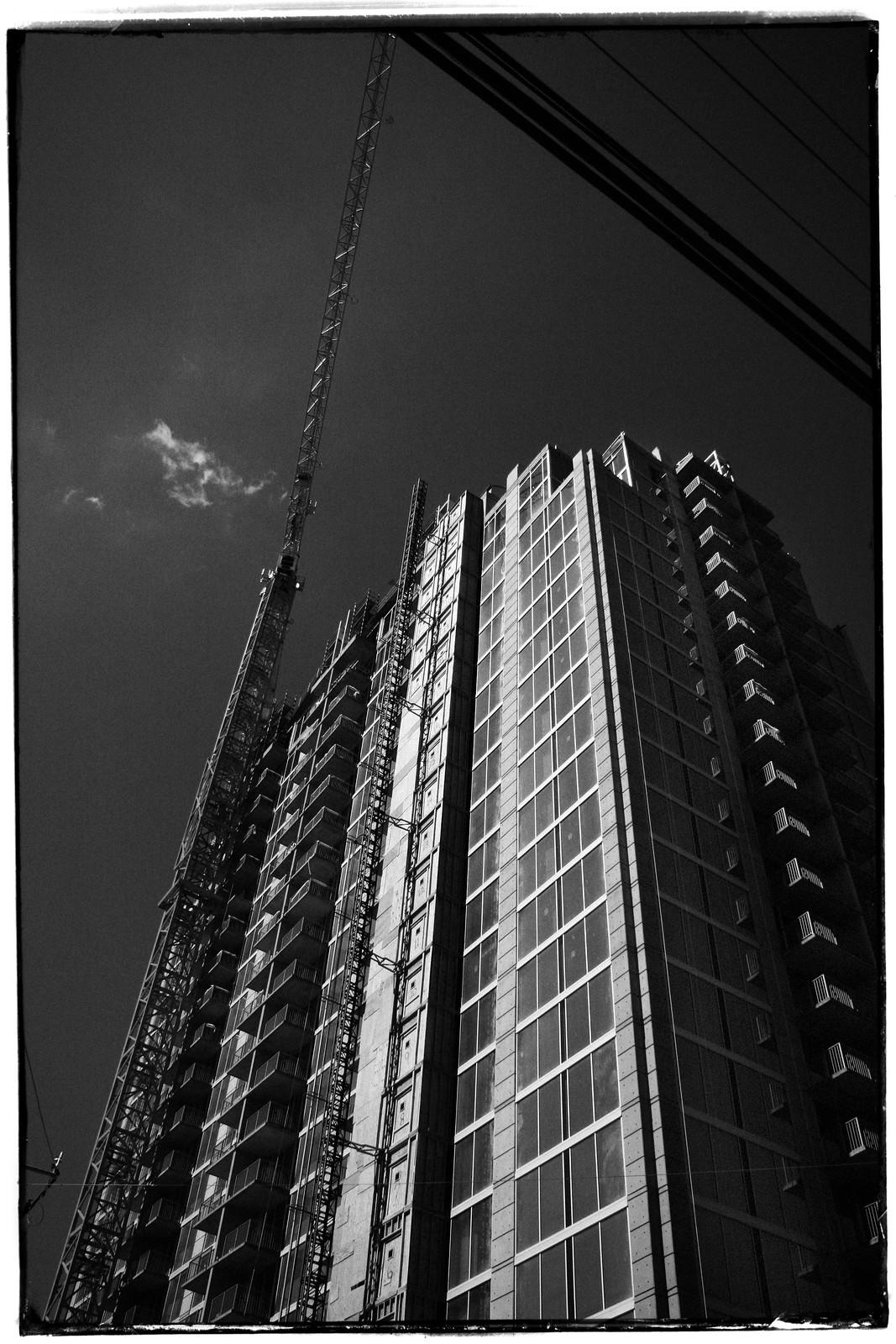 Midtown - West Peachtree New Skyscraper