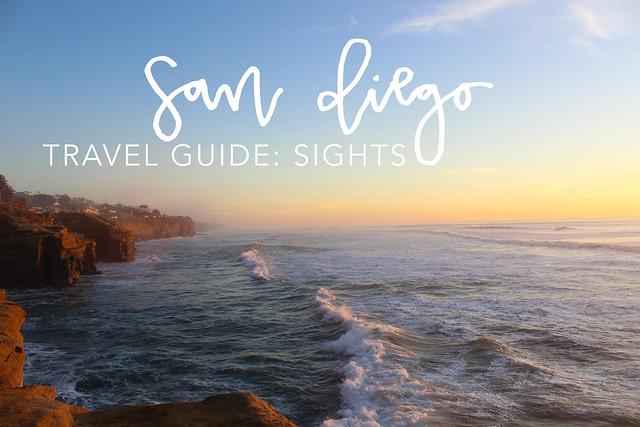 San Diego Sights blog