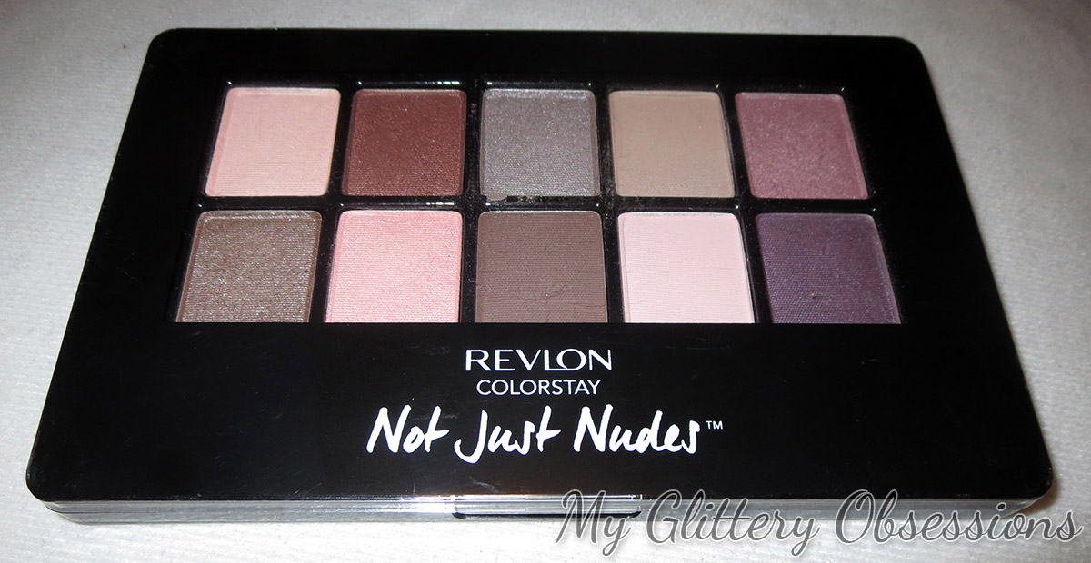 not just nudes palette